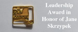 Leadership Award in Honor of Jane Skrzypek