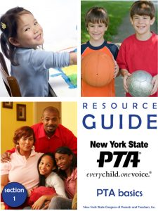 NYS PTA Resource Guide Cover Page